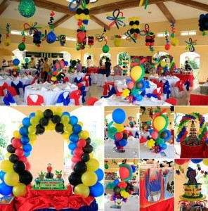 Balloon Decoration Ideas Weddings:Jason the Home Designer
